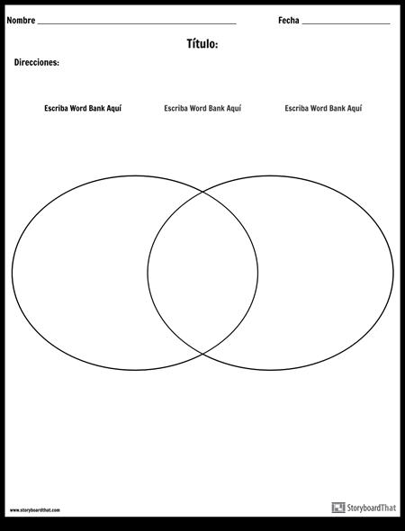Venn Diagram Template | Venn Diagram Maker