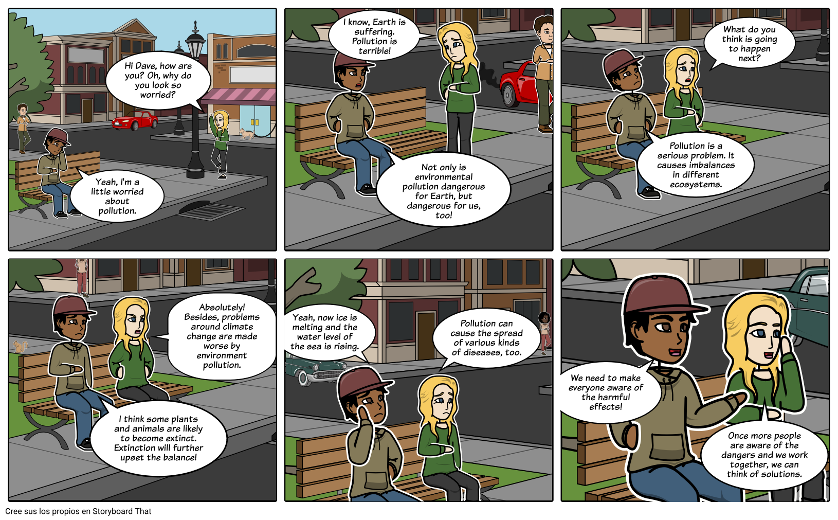 Road strip 4 scene 1 2