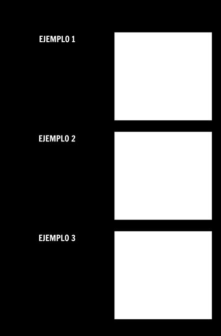 Ejemplos de cuadrícula
