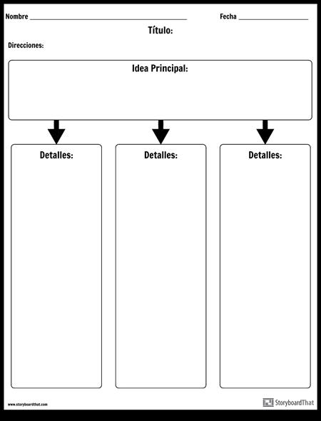 Idea Principal - Columnas