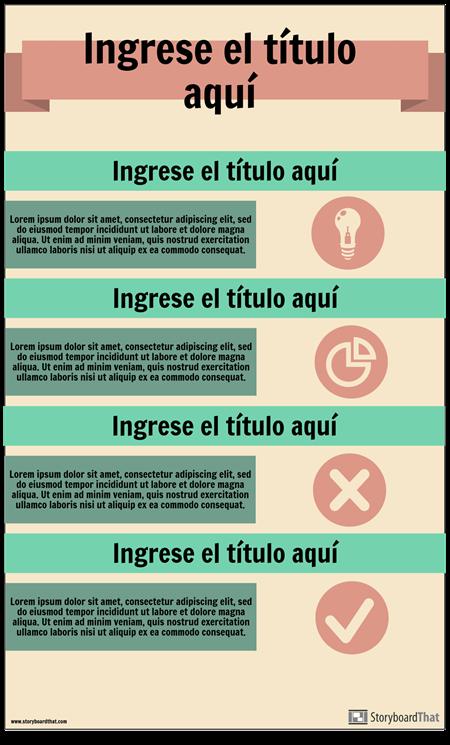 Información de la Hoja de Ruta del Producto 3