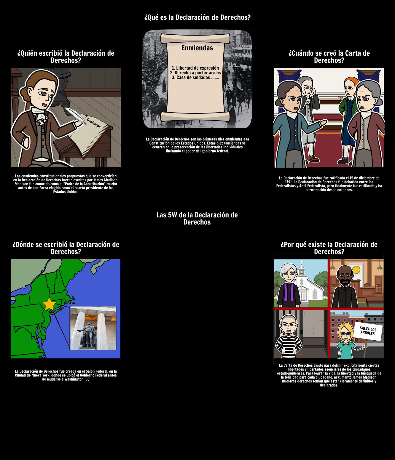 Carta de Derechos para Niños | Planes de Lección y Proyectos de ...