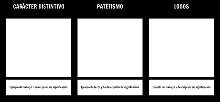 Plantilla de Logos de Ethos Pathos