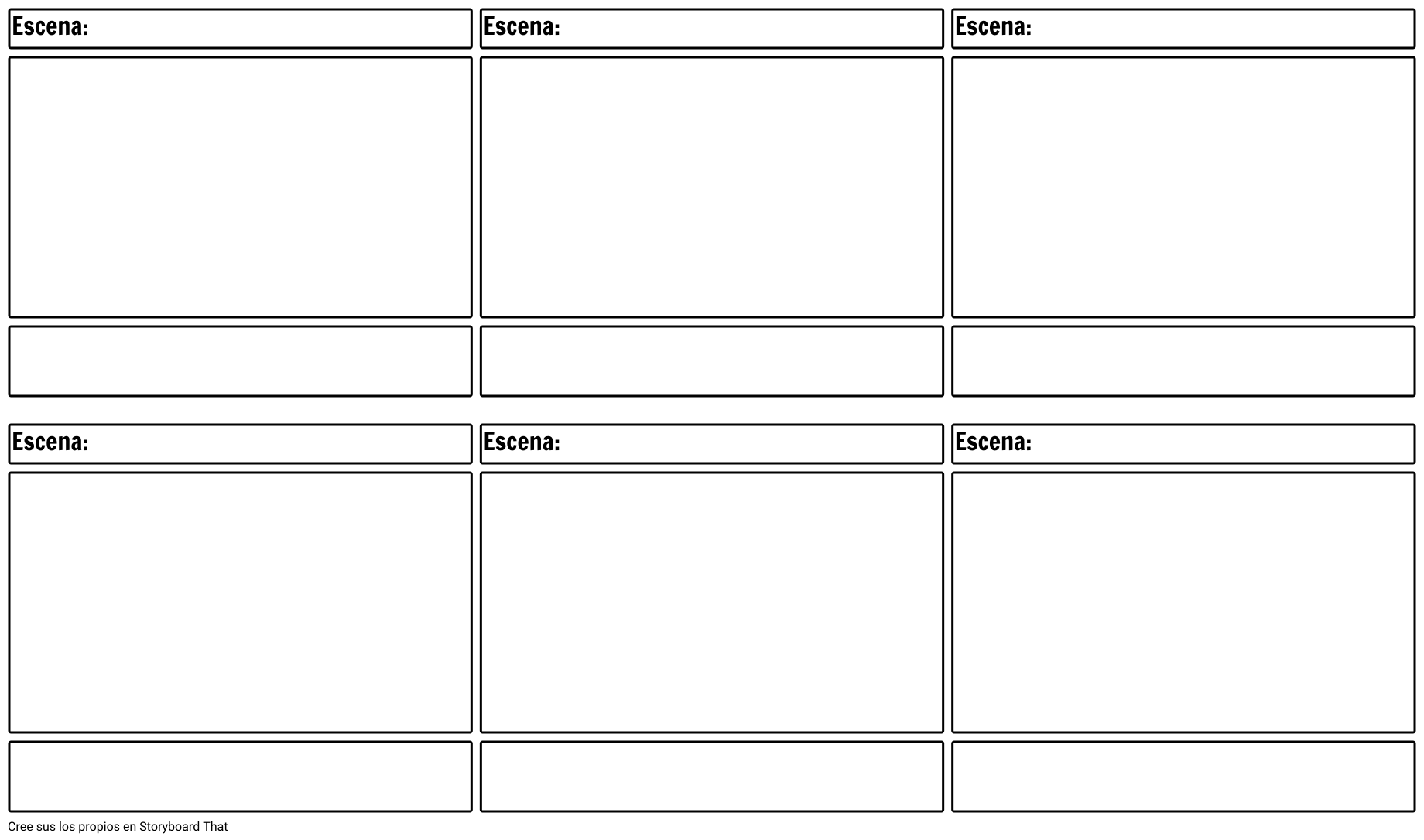 Layouts and measurements for common script formats.