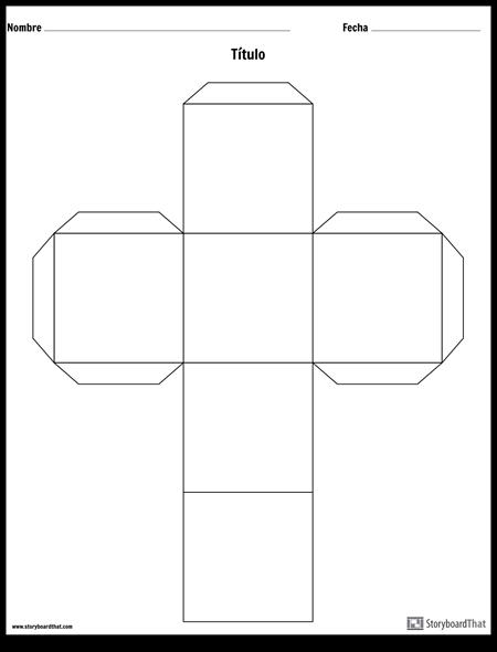 Plantilla Story Cube