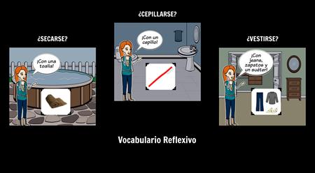 Vocabulario Reflexivo