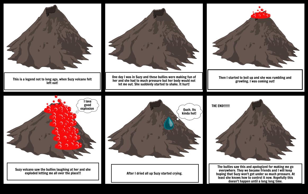 Suzy volcano