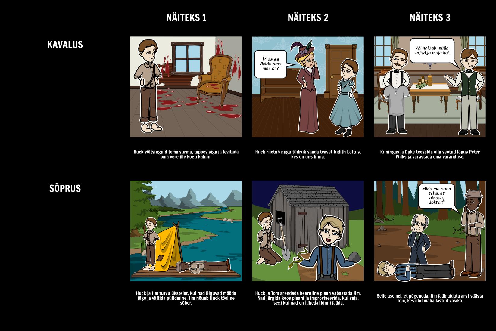 Adventures of Huckleberry Finn Theme