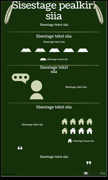 Autor / Romaaniuuringu Infograafik