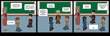 Classroom: Kontekstis