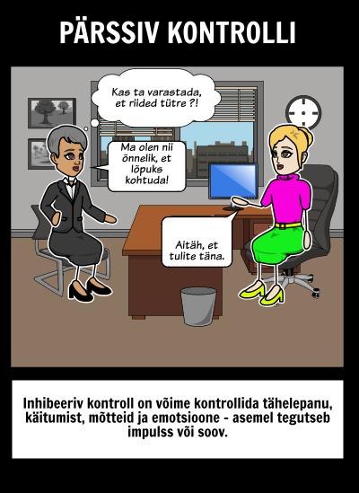 Inhibeeriv Kontroll
