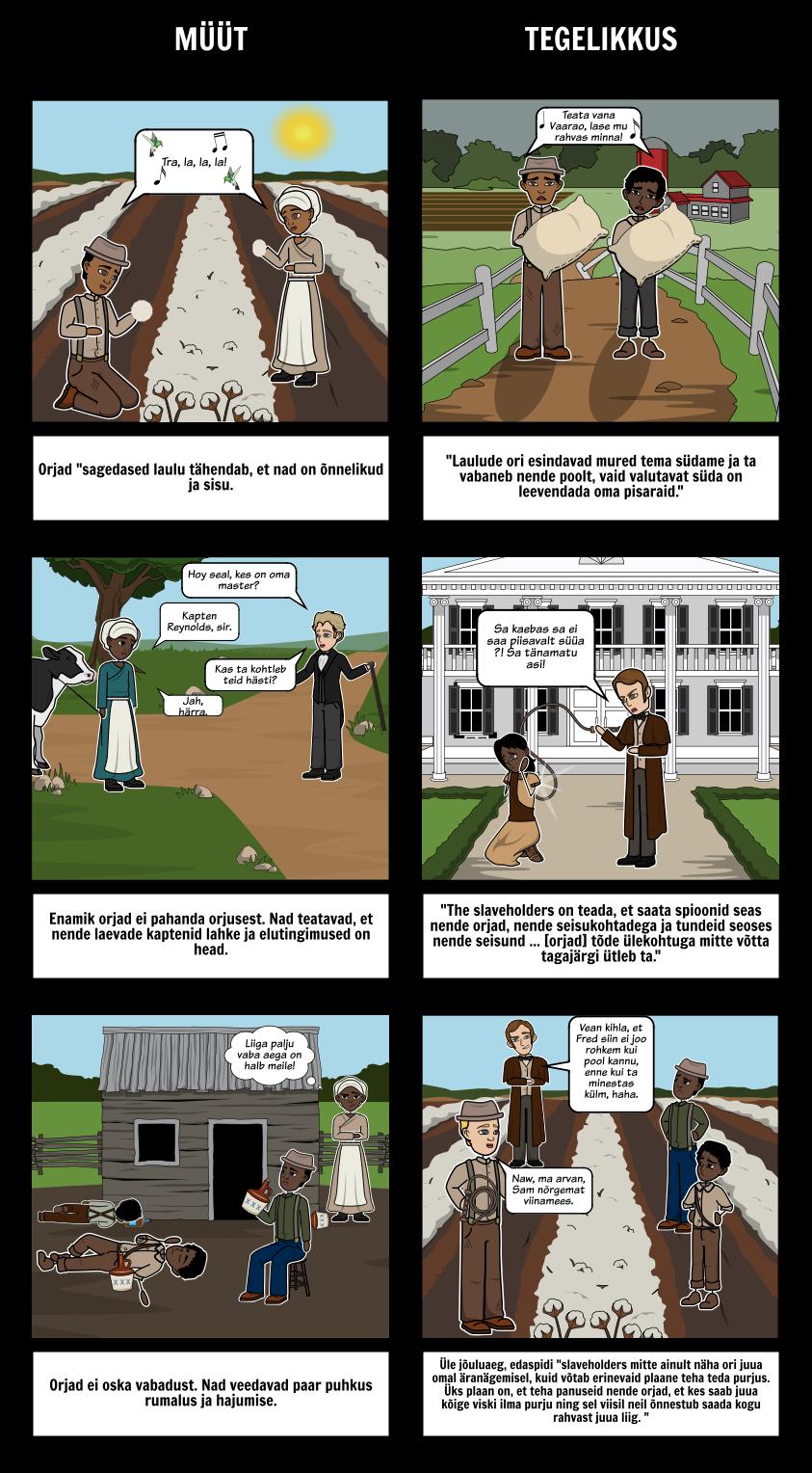 Jutustus Elust Frederick Douglass Mythbusters