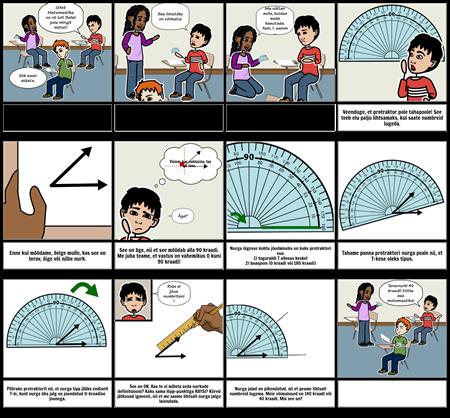 Kuidas Kasutada Protraktorit