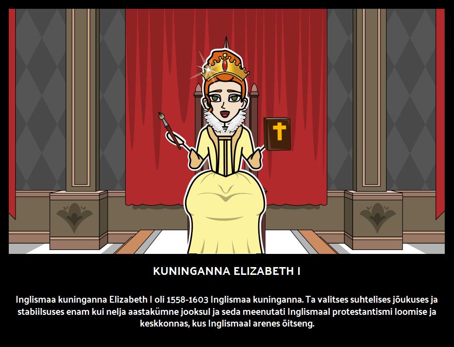 Kuninganna Elizabeth I