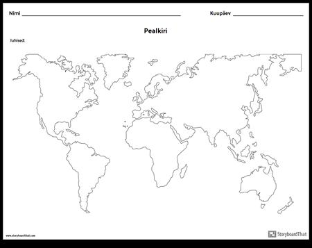 Maailmakaart