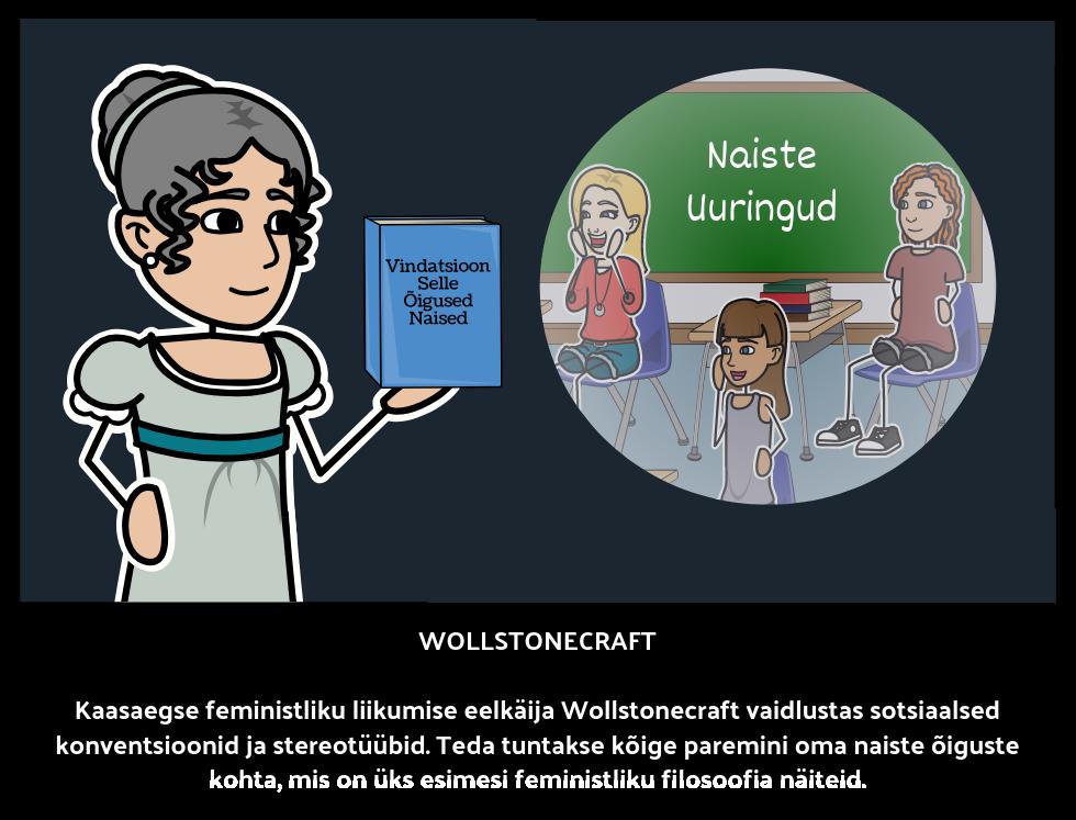 Mary Wollstonecraft Biography