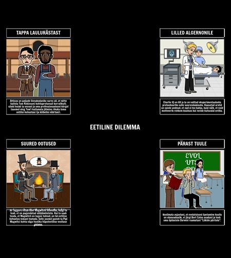 Näited Eetilistest Dilemmadest Kirjanduses