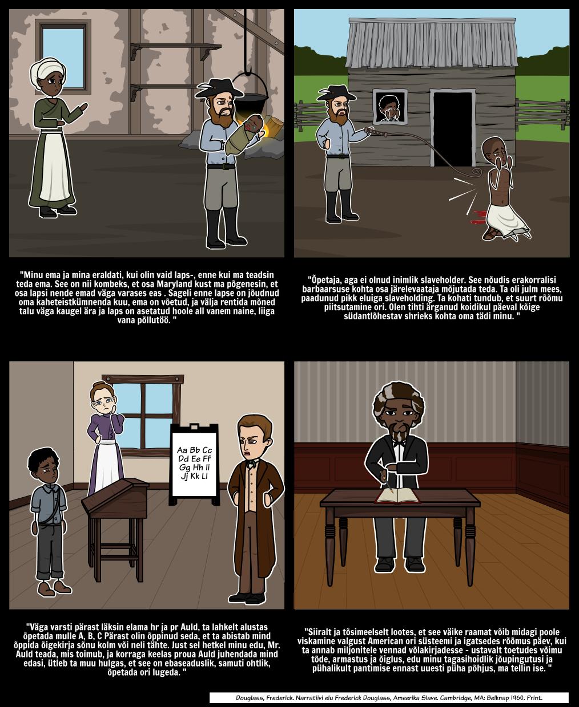Perspektiivid Orjakaubanduse