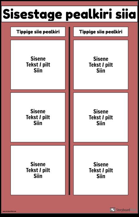 T-diagrammi Plakat