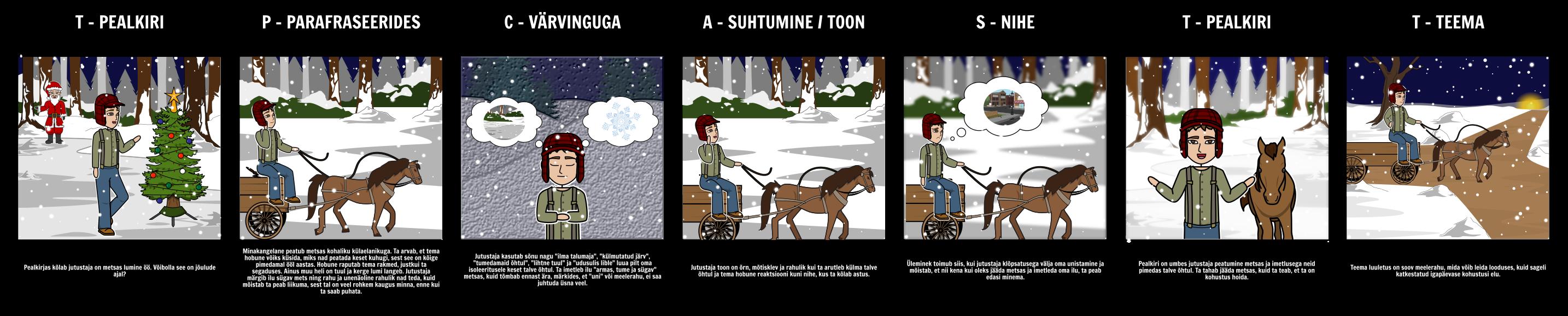 """TP-CASTTing """"peatumine Woods lumine õhtu"""""""