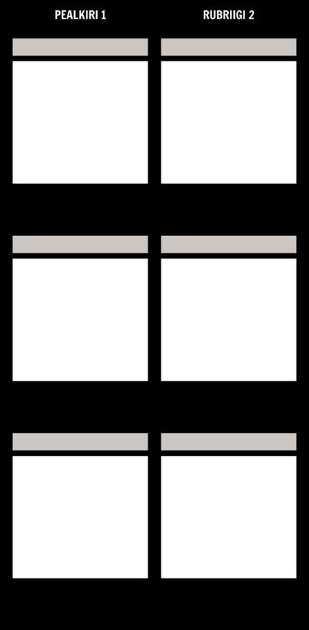 Tühi Võrdlusest T-Chart
