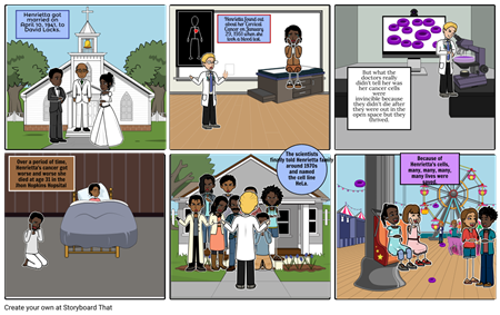 The Story of Henrietta Lacks