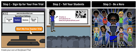 Students Love Storyboard That