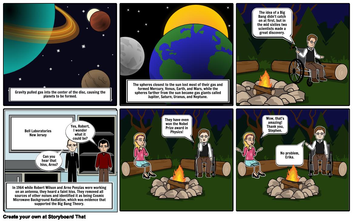 The Big Bang Part 2