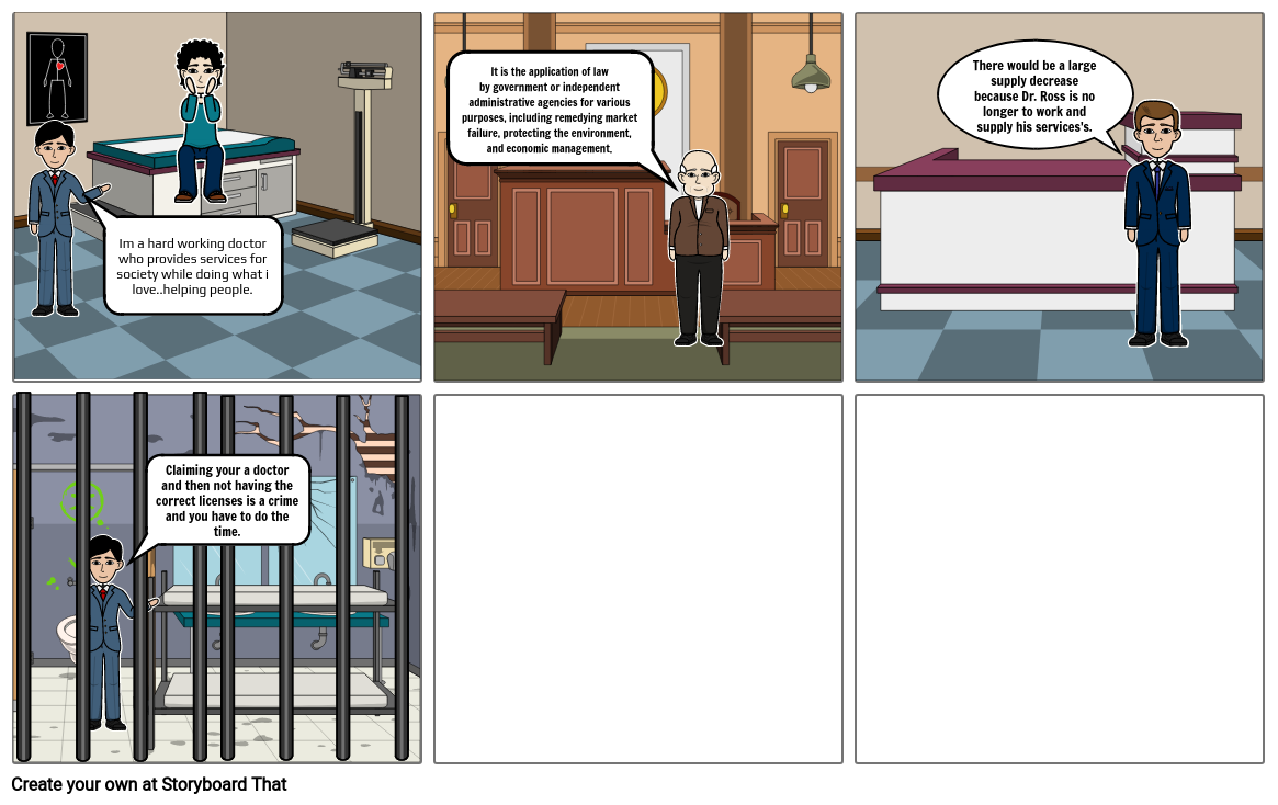 Storyboard That Econ