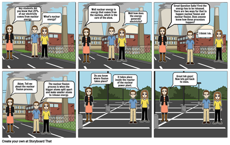 Geography Nuclear Energy Comic