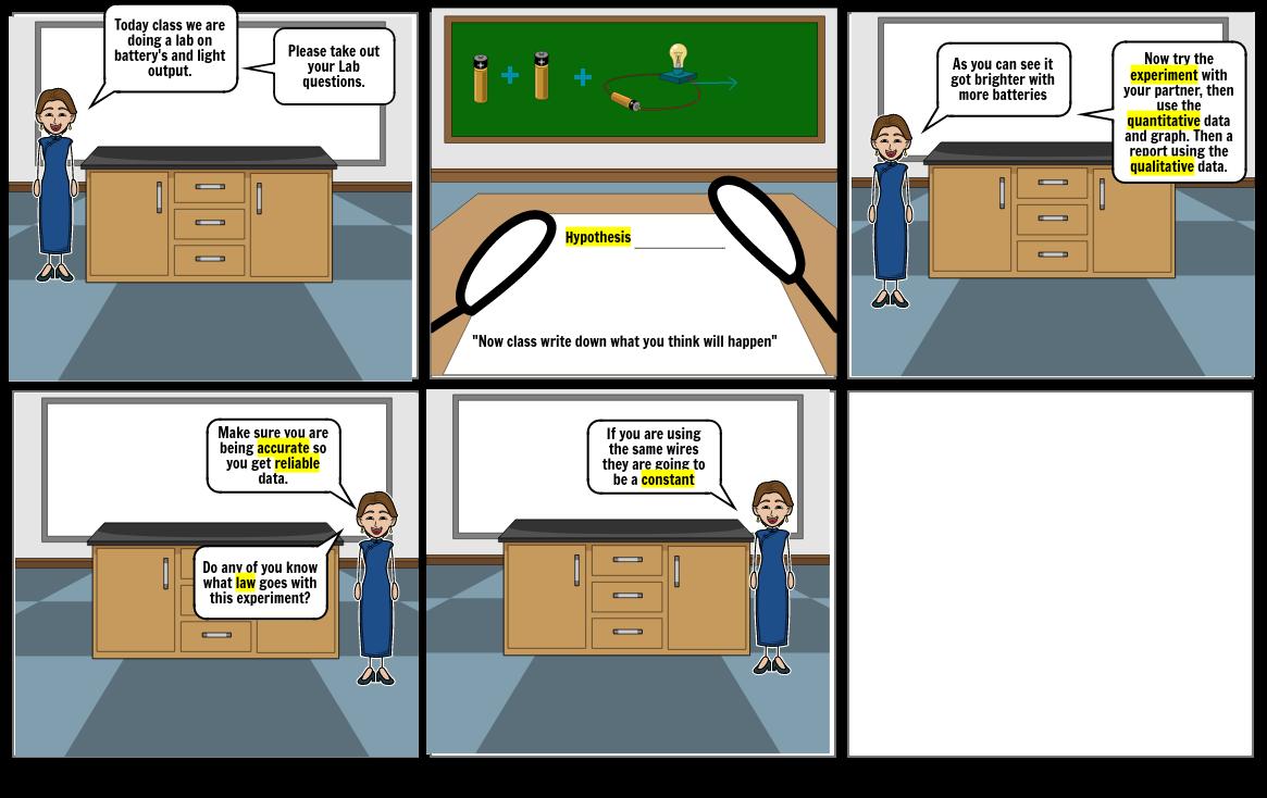 Science Vocab 1