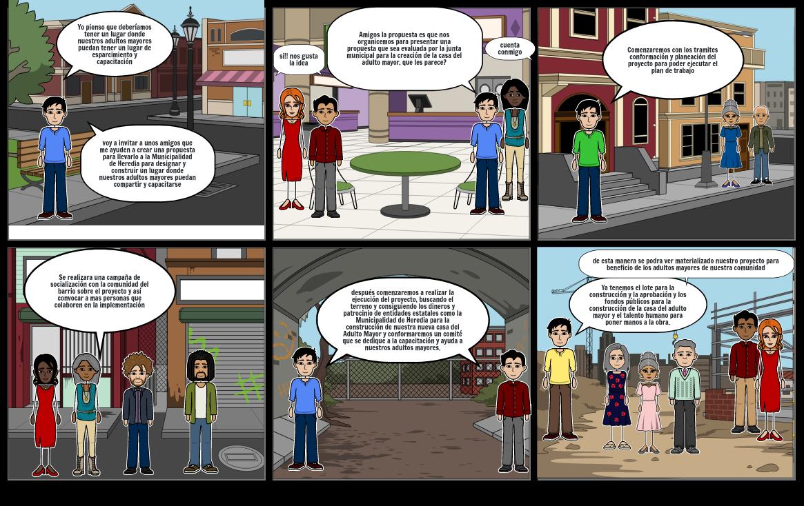 Proyecto Casa Adulto Mayor
