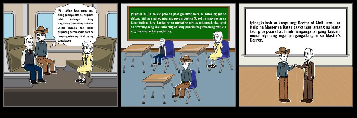 JPL Comic Strip