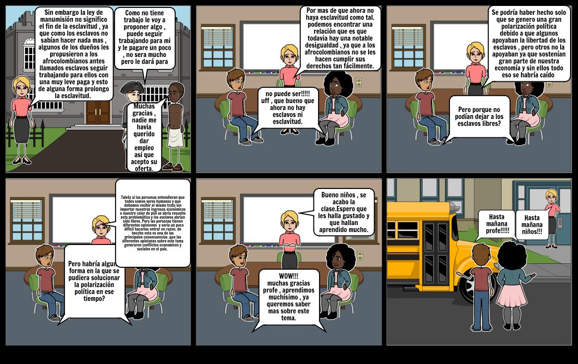 La abolición de la esclavitud parte 2