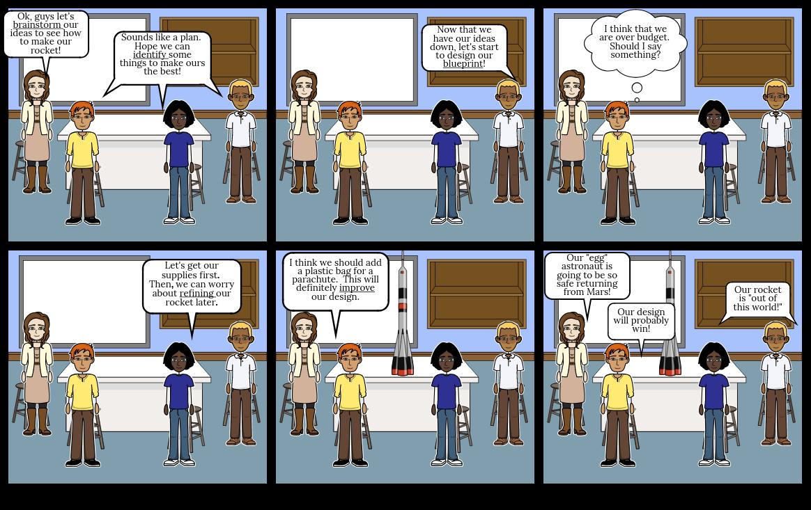 STEM Week - Rockets