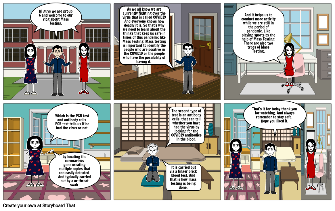 Story Board (Group6-8D)