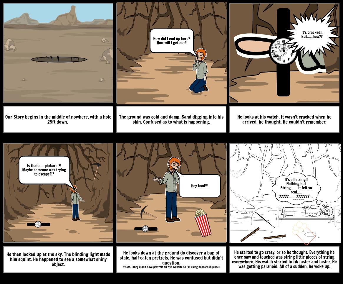 Hole Short Story