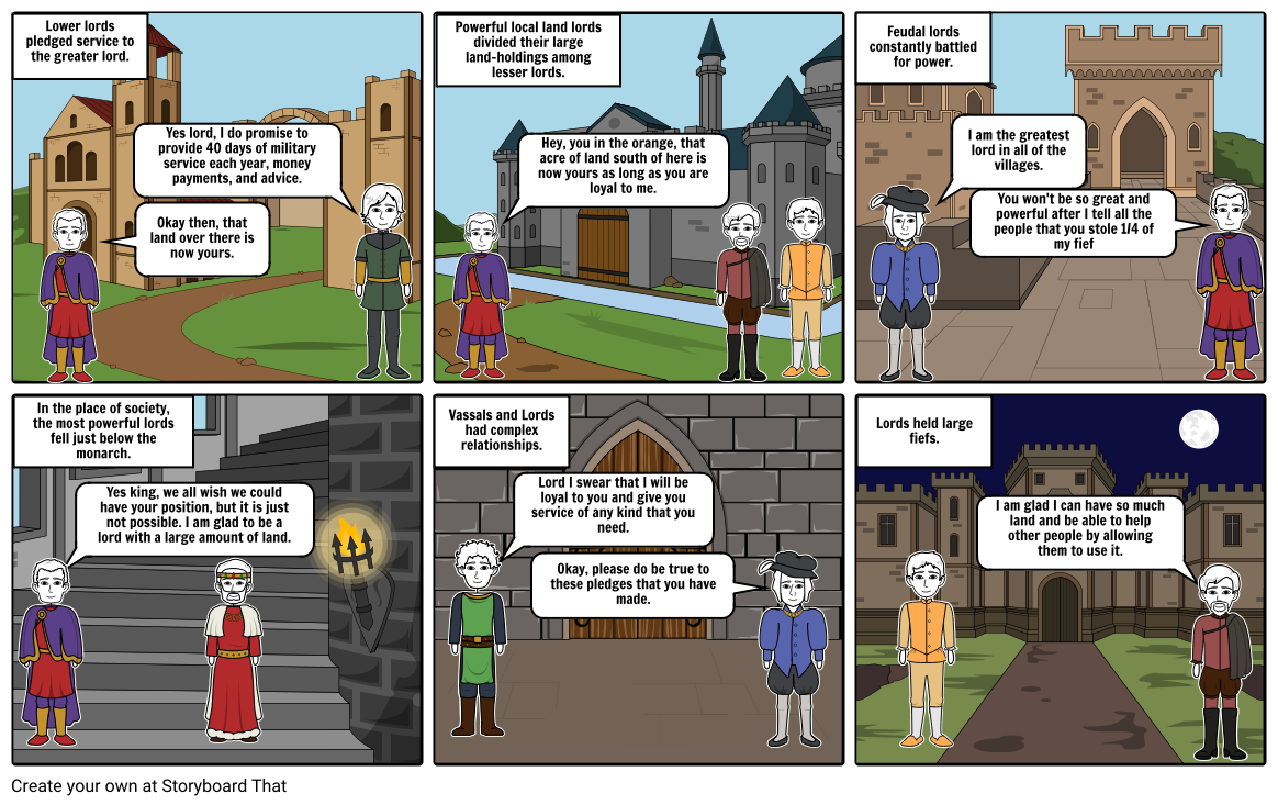 Early Medieval Age (Lords)