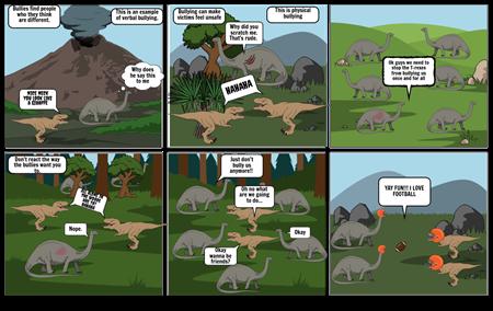 Dino Bullying