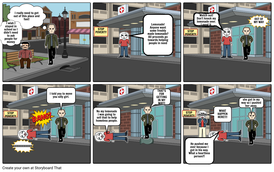 english comic
