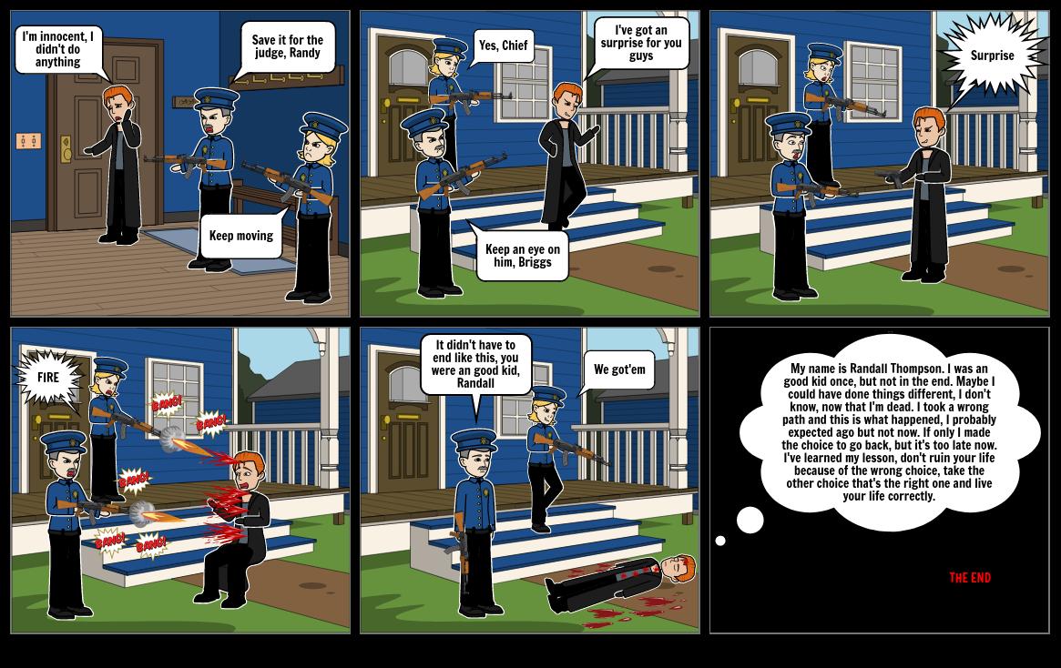 The Failed Robbery (Part 2)