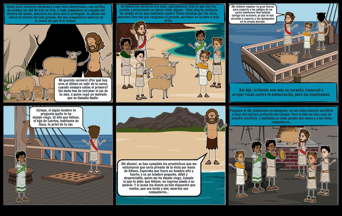 Odisea IX