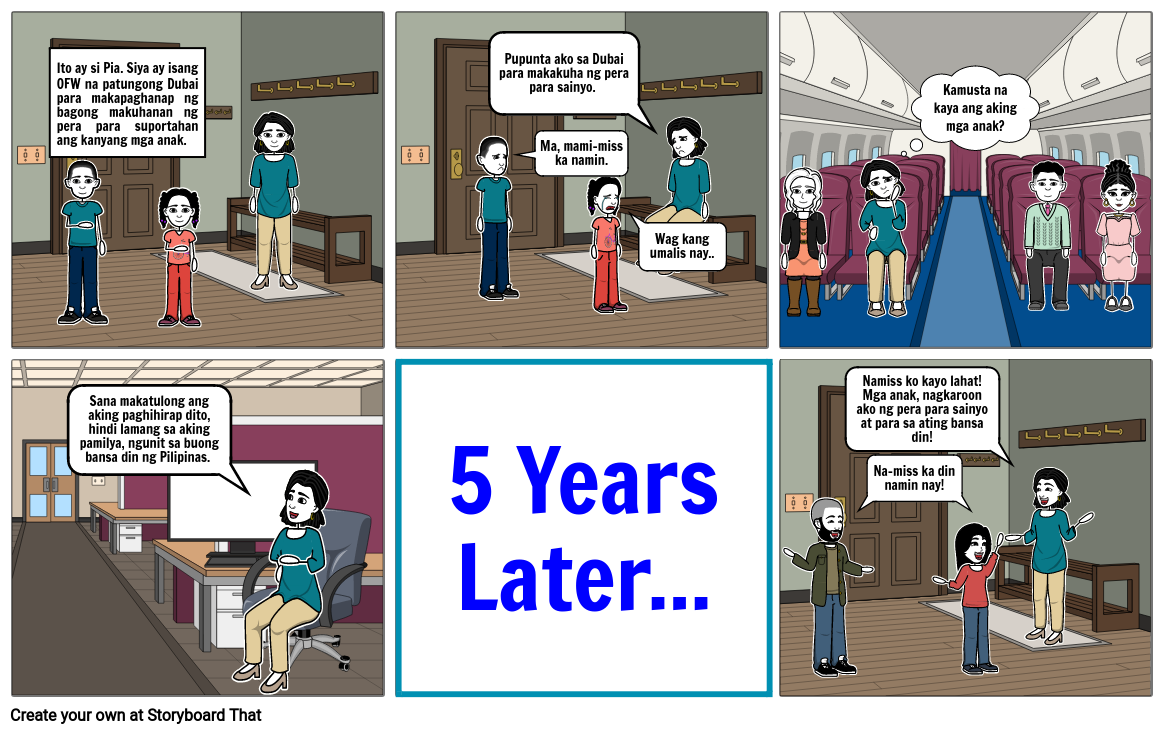 AP GNP/GNI Comic Strip (OFW)