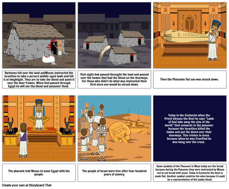 The Passover Story 2
