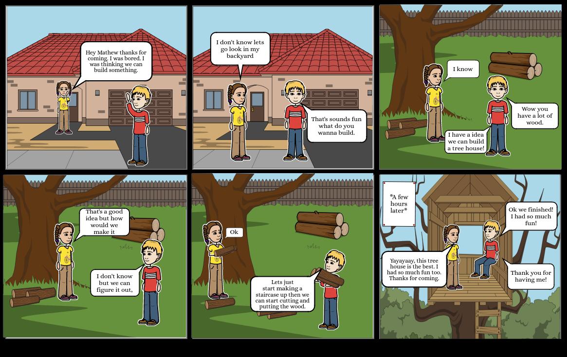 The Tree House Adventure