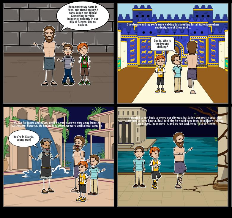 Ancient Greece Problem