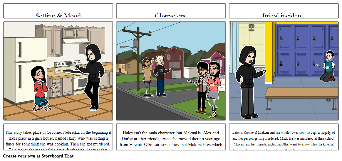 Story Board Assignment