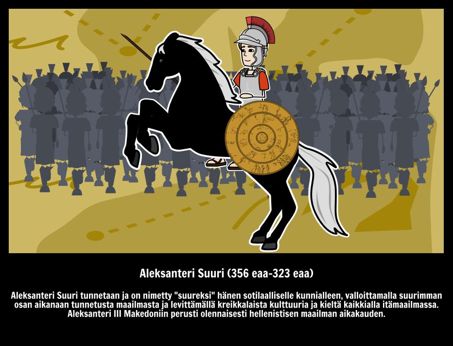 Aleksanteri Suuri