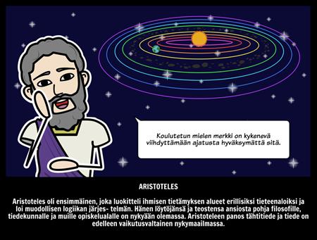 Aristoteles-biografia