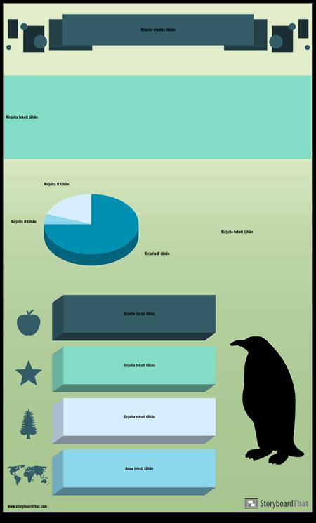 Eläinluokitus Infographic